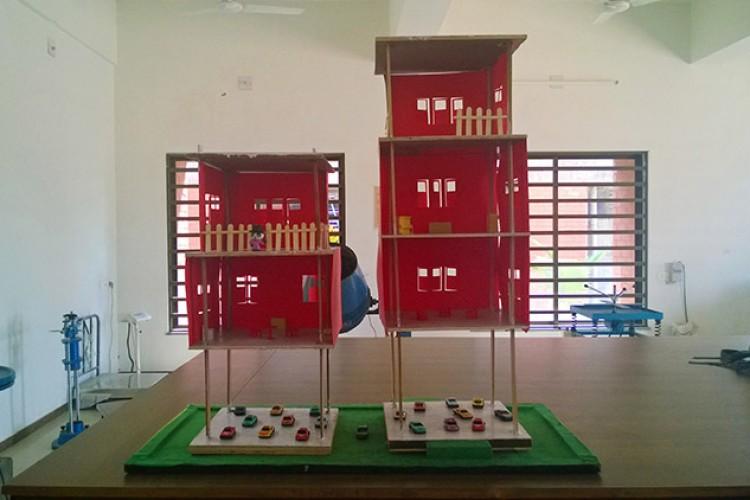 Mechnical Enggineering College ahmedabad