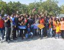 Diploma to Degree College Kites Day Celebration