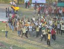 Fun Activity at Amiraj Engineering College