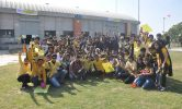 Kites Day Celebration in Engineering College